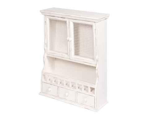 Encanto shabby chic muebles iluminaci n y accesorios - Revisteros conforama ...