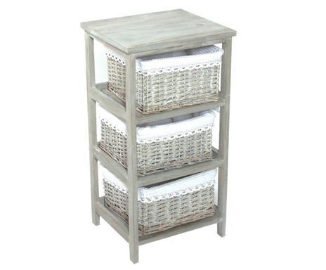 todo en orden paniers casiers en osier westwing. Black Bedroom Furniture Sets. Home Design Ideas