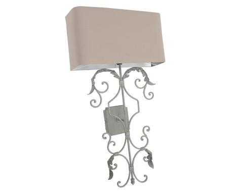 appliques abat jour luminaire coton laiton mural lampe partir de 29 euros westwing. Black Bedroom Furniture Sets. Home Design Ideas