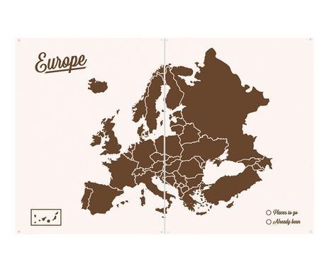 carte europe liege