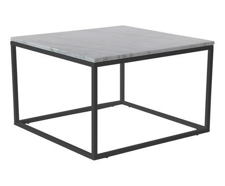 Mobilier suédois rge tables en marbre dessertes cuivrées westwing