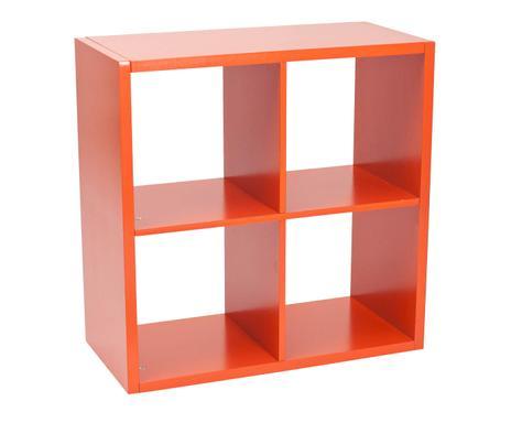 bibliotheque orange