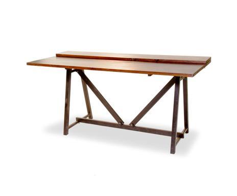 La maison coloniale mobili della tradizione westwing - Tavolo 70x70 allungabile ...
