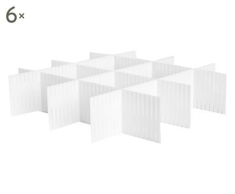 Cambio armadio fatto scatole divisori westwing for Scatole per armadi in tessuto