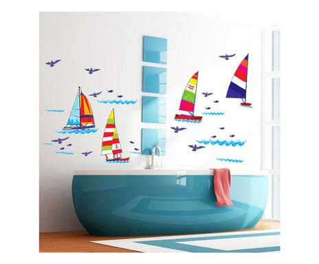 Fantasia a parete adesivi decor westwing for Dalani adesivi parete
