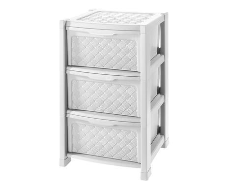 Scaffalatura porta attrezzi con cassettiere