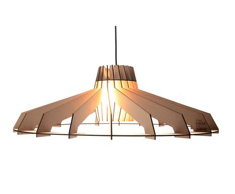 Plafoniere In Legno Fai Da Te : Luci di tendenza kaspa lighting its about romi e van tjalle en