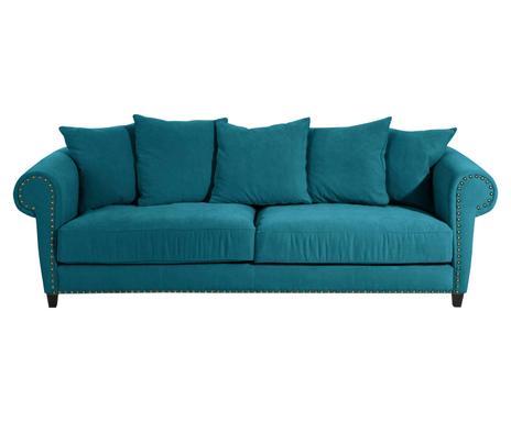 Bonte banken vrolijk zitten westwing home living - Sofa antraciet ...