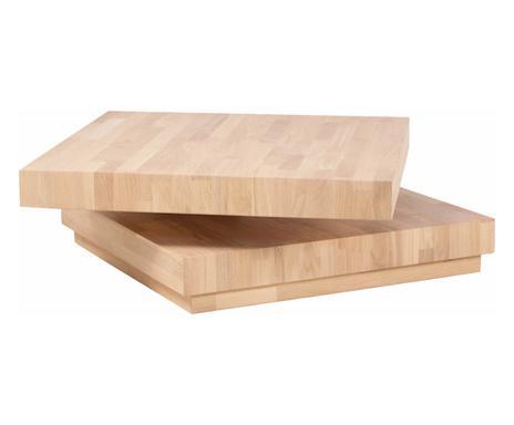 Massief Houten Meubels : Continuo living massief houten meubels westwing