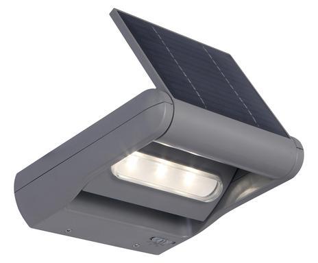 outdoor solar led wandlamp manon dimbaar h 18 cm check beschikbaarheid