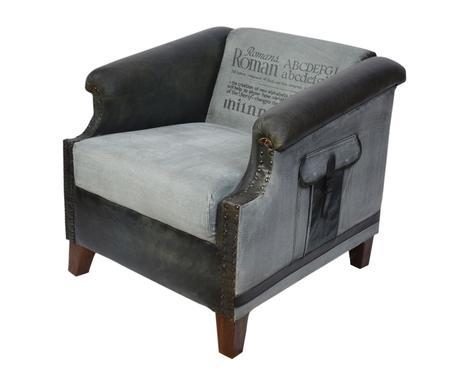 Industrieel anno nu stoere stoelen tapijten letters for Industrieel fauteuil