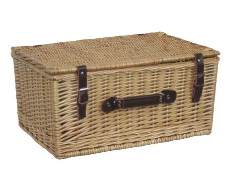 A lovely picknick manden meer westwing for Cassapanca vimini