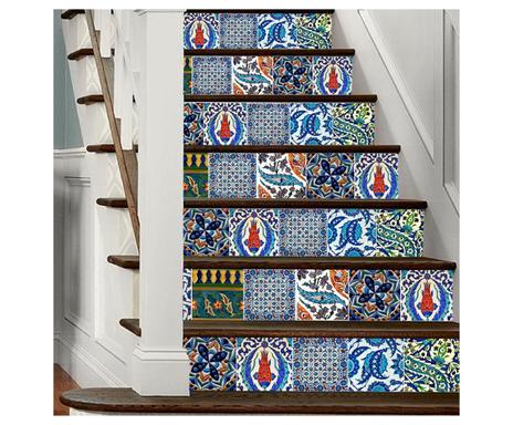 Plakken maar tegel trap en meubelstickers westwing home living - Versier een trap ...