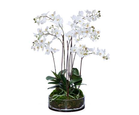 Кашпо для орхидей из веток