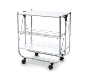 Сервировочная тележка - металл - металл, 68х40х70 см