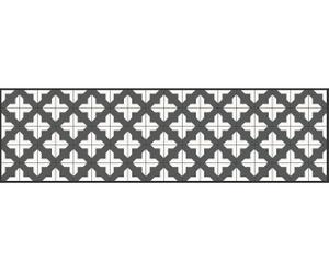 Passatoia antiscivolo Almeria, 180x52 cm