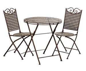 Набор садовой мебели Lina - металл