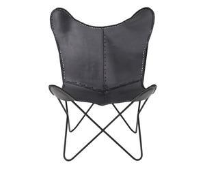 Кресло - кожа буйвола