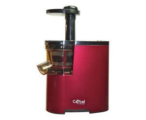 Extracteur de jus, rouge et noir - H 35.8 cm