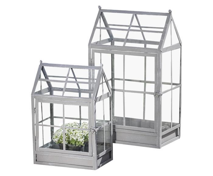 2 Jardinières