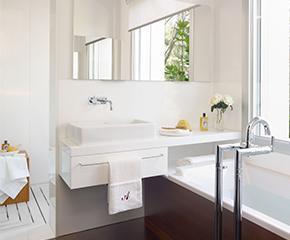 Personaliza tu baño