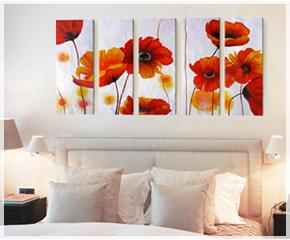 Mix best of wall decor