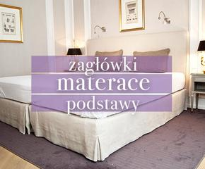Perfekcyjne łóżka i materace