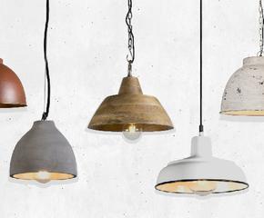 Een lamp voor elke ruimte