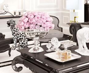 Luxusní nábytek a dekorace