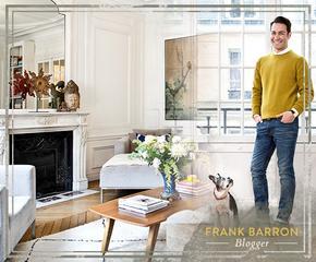 Zuhause bei Frank Adrian Barron