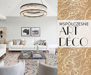 Szykowne meble, dywany, dekoracje
