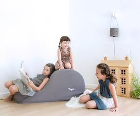 Une chambre d'enfant cool