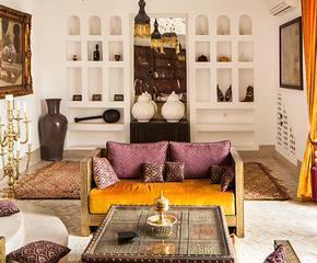 Oosterse meubels & magische deco