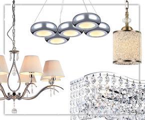 Lampy dopracowane w najmniejszym szczególe