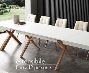 Sedie e tavoli di qualità