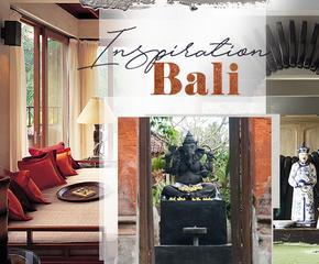 Comme à Bali !