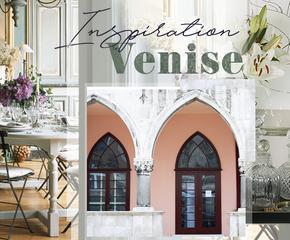 Comme à Venise !