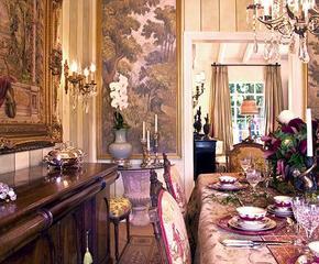 Szykowne lustra, świeczniki, dekoracje