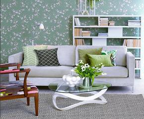 Stonowane dekoracje, tekstylia, meble