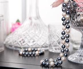 Perles d'eau douce