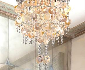 Великолепные светильники в стиле гламурного шика