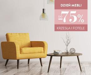 Fotele, krzesła, pufy