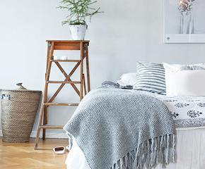 Style je slaapkamer als in de bladen