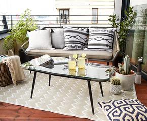 Sur votre balcon et votre terrasse
