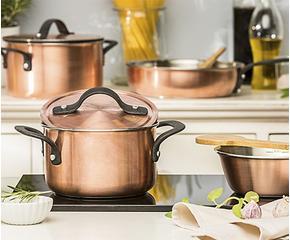 Kwalitatieve pannen & keukentools