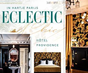 De bijzondere look van hotel Providence