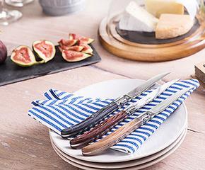 Premium-Steakmesser & Küchenhelfer