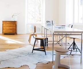 Crear una zona de trabajo