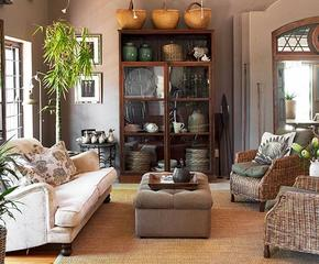 Egzotyczne meble i dekoracje