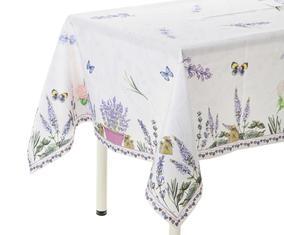 Скатерть Lavender, 140х260 см